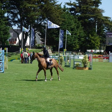 Jumping International La Baule 2015