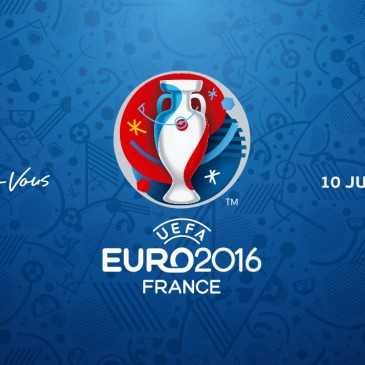 L' EURO 2016 en France approche – EURO Football Championship is coming up soon in France