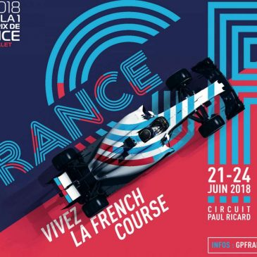 Le grand prix de France fait bientôt son come back au circuit du Castellet !!